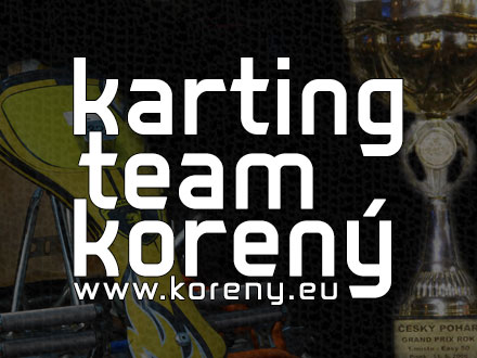 Karting Team Korený.